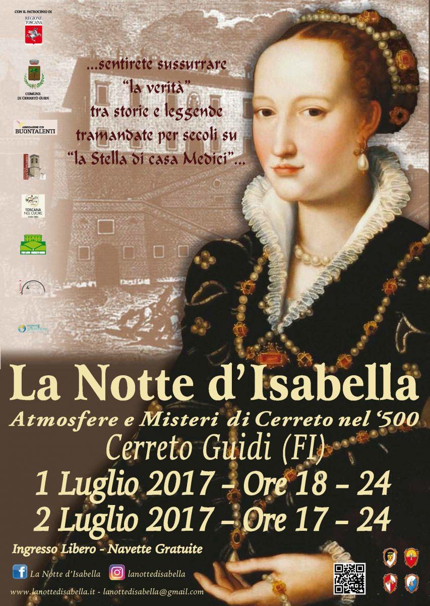 Loc Ufficiale Isabella 2017
